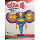 Guia Santillana 1-6 Actualizada+mat Geniales+alas De Papel!
