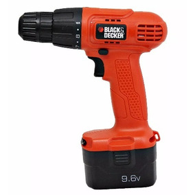 Taladro Destornillador Inalambrico Cd961 Black And Decker