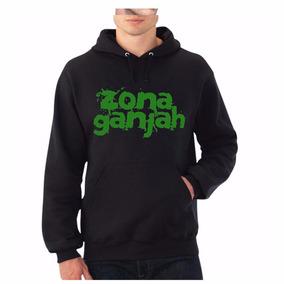 Buzo Canguro Zona Ganjah Zg Reggae Somos Local Y Envios!