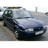 Panel De Puerta De Chapa Ford Fiesta Modelo 1996/1999 3 Ptas