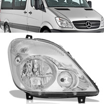 Farol Mercedes Sprinter 2012 2013 2014 2015 - Tyc Ld