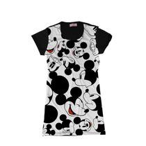 Roupas Femininas Vestidos Femininos Swag Mickey Mouse Usa