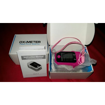 Oximetro De Pulso. Saturador De Oxigeno
