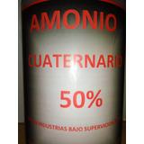 Amonio Cuaternario 50% 1 Litro