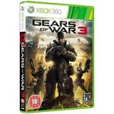 Gears Of War 3 Juego Físico Xbox 360 / One