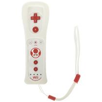 Accesorio Control Nintendo Wii Remote Plus Version Toad