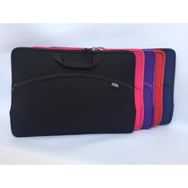 Capa Case P/ Notebook C/ Bolso Externo 10 11 12 13 14 15 17
