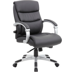 Silla Genesis Designs Mercer Mid-back Executive Office Chair