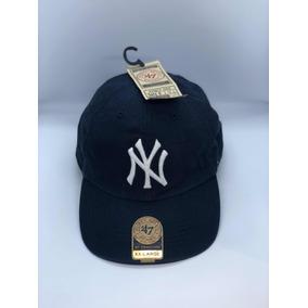 Gorra Cerrada Baseball Ny New York Yankees Original Negra - Gorros ... 2a02c75321f