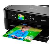 Impresora Epson Fotografica Ecotank L810 Tinta Continua Cd
