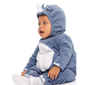 Disfraz Para Bebe Marca Carters Dinosaurio Azul