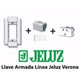 Llaves De Luz Jeluz Verona Punto Toma Tapon Ciego 20a