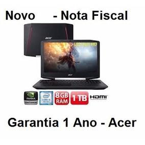 Notebook Gamer Acer Top Gtx 1050 - Peça Desconto Que Daremos