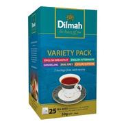 Té Pack Gourmet 5 Sabores Dilmah Importado Sri Lanka 25 U.