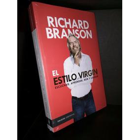 El Estilo Virgin Richard Branson Envio Gratis