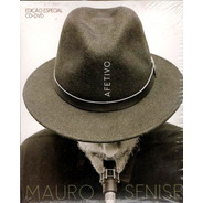 Mauro Senise - Afetivo - Dvd + Cd
