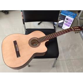 Guitarra Acústica Tipo Requinto De Paracho