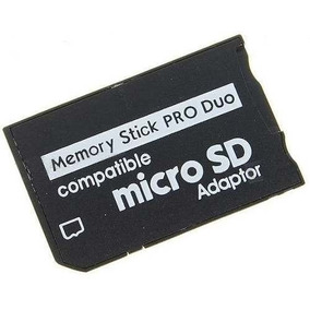 Adaptador Photofast Micro Sd Pro Duo Hasta 32gb Psp Cámara