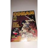 Conan O Barbaro Revista Poster Numero 2 Veja Fotos Conan