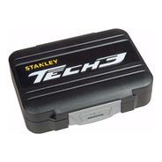Set Stanley Tech 3, 39 Piezas Puntas Crique 1/4, Tubos 13906
