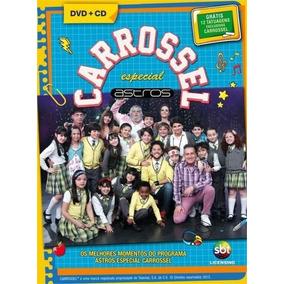 Carrossel Especial Astros - Dvd + Cd - Digipack
