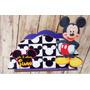 Servilleteros Souvenirs Mickey Mouse X10 Unid