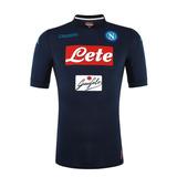 Camiseta Napoli Kappa 2017 18 - S M L Xl