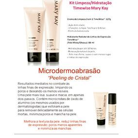 Mary Kay - Microdermoabrasão ( Peeling De Cristal )