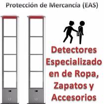 Detectores Eas Contra Robo De Ropa Zapatos Accesorios
