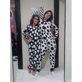 Pijamas Enterizas En Tela De Algodon