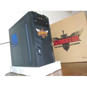 Computadora Amd Apu Dual Core Hd Radeon 7290 Case Gamer