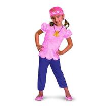 Disfraz De Pirata Para Niña Talla 4-6