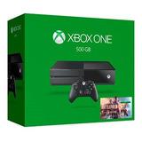 Consola Xbox One 500gb Battlefield 1 Nueva Y Sellada