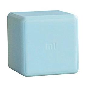 Casa Inteligente Xiaomi Para Mini Magic Cube Mando Azul