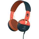 Skullcandy Grind - Auricular Headphone Con Mic Naranja