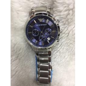 86653090a2ff2 Relógio Armani Exchange Ax203 Aço Inoxidável Linha 2013 - Relógios ...