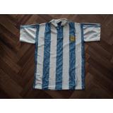 Camiseta De La Seleccion Argentina Q2 Otra Szw