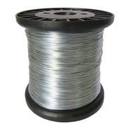 Fio De Aço Inox Para Cerca Elétrica 0.70mm 1 Kg Superfine
