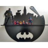 Prateleira Batman City