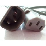 Cable Para Ups 10 Amp Macho -hembra 1.8mt