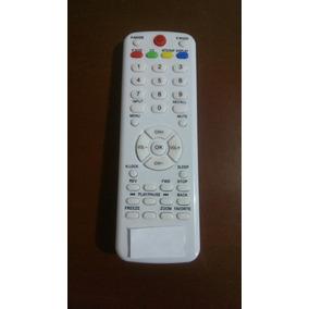 Control Remoto Tv Lcd Htr-d17 Htr-d250 Con Forro Protector.!
