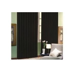 Cortina Blackout Sala E Quarto - Tecido Pvc C/ Alças 280x240