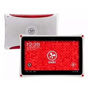 Tablet Nabi Fuhu Xd 16gb 10.1 Pulgadas Android 4.1 1gb Ram