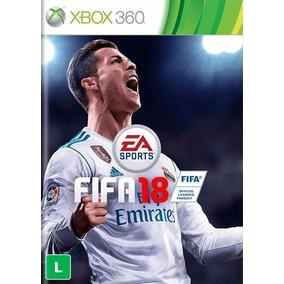 Fifa18 - Midia Fisica - Xbox360 - Desbloqueado
