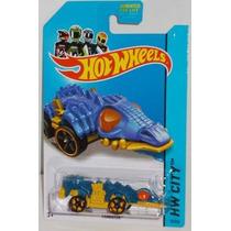 Fangster T-hunt Hw City Hot Wheels 2014