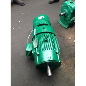Motor Electrico Con Freno Magnetico 7.5 Hp 4 Polos