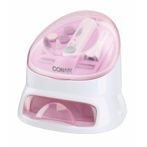 Maquina De Uñas Conair True Glow All-in-one Nail Care System