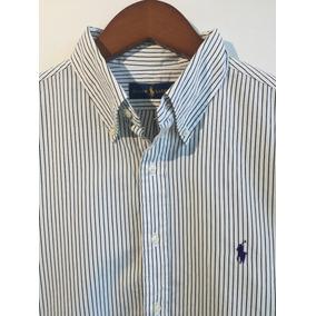 Camisa Ralph Lauren Talla L Corte Slim