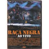 Dvd Raça Negra - Ao Vivo - Novo***