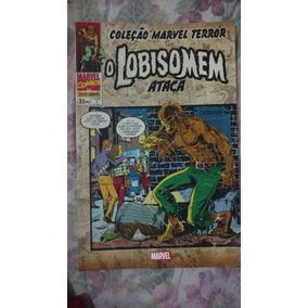 Coleção Marvel Terror